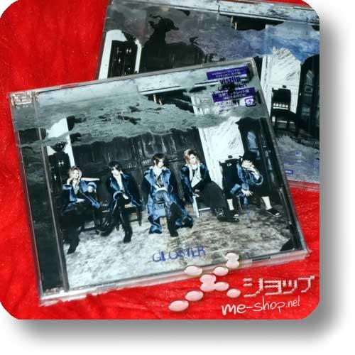 vistlip - GLOSTER (CD+Photobooklet+DVD) lim.Special Edition inkl.Tradingcard-0