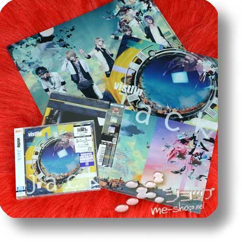 """vistlip - Jack (CD+DVD """"limited edition"""") +Bonus-Clearfile!-0"""