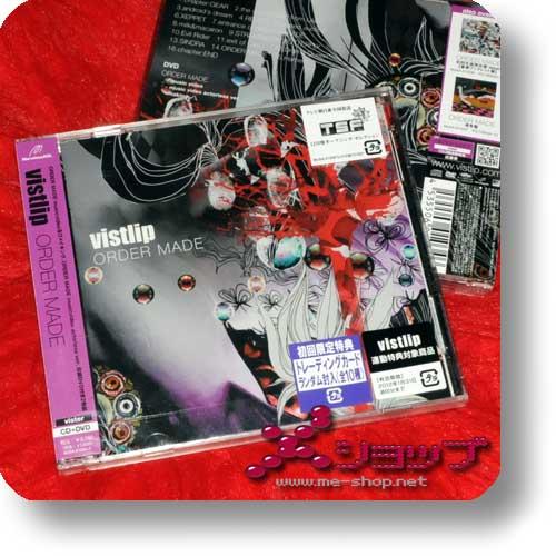 "vistlip - ORDER MADE LIM.CD+DVD ""vister""-0"