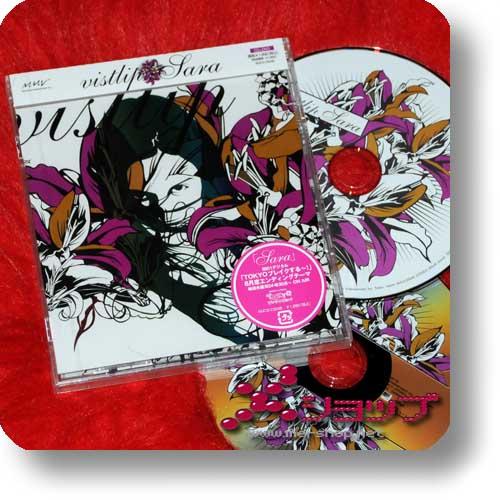 vistlip - Sara LIM.CD+DVD-0