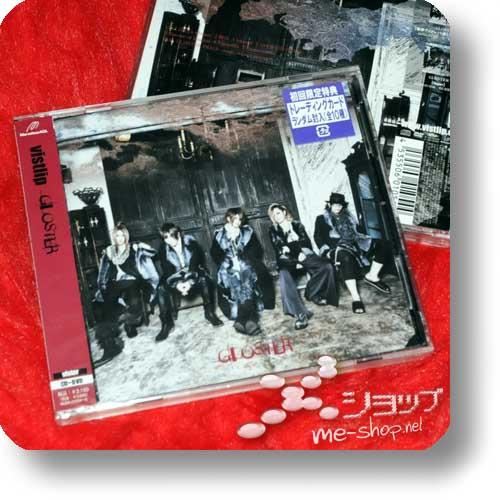 "vistlip - GLOSTER (CD+DVD ""vister"" lim.+Tradingcard)-0"