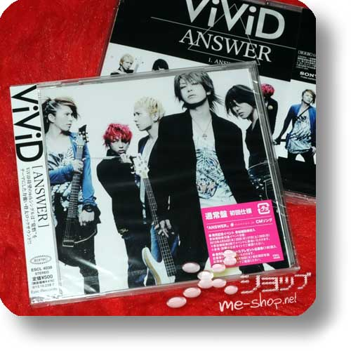 ViViD - ANSWER (Re!cycle)-0
