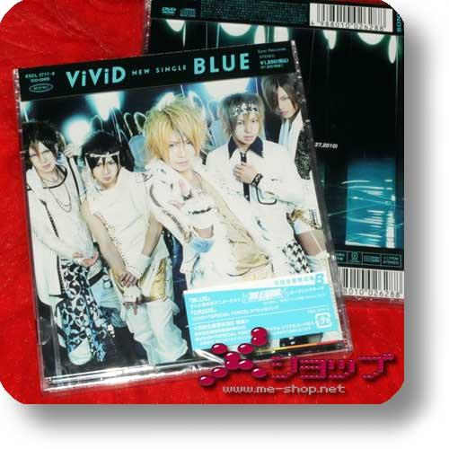 ViViD - BLUE LIM.CD+DVD B-Type-0