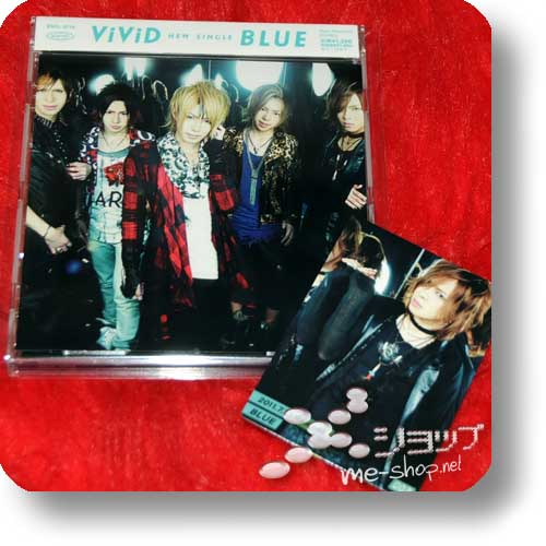 ViViD - BLUE (inkl.Tradingcard!) (Re!cycle)-0