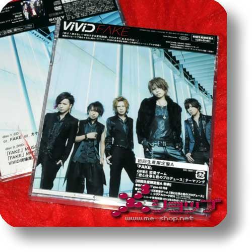 ViViD - FAKE LIM.CD+DVD A-Type (Re!cycle)-0