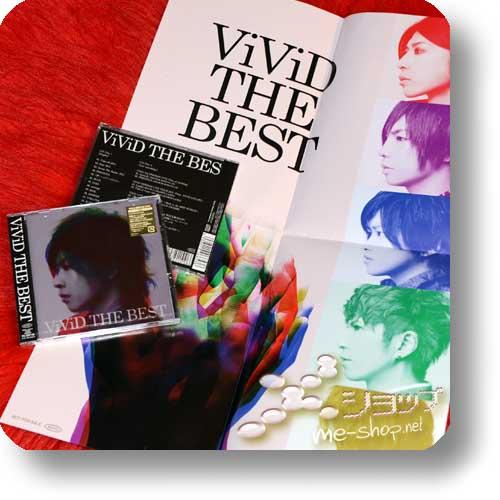 "ViViD - THE BEST (lim.CD+Live-CD ""B-Type"") +BONUS-PROMOPOSTER!-0"