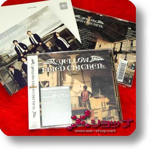 YELLOW FRIED CHICKENz - I (lim.CD+DVD A-Type) +Bonus-Fotopostkarte!-0
