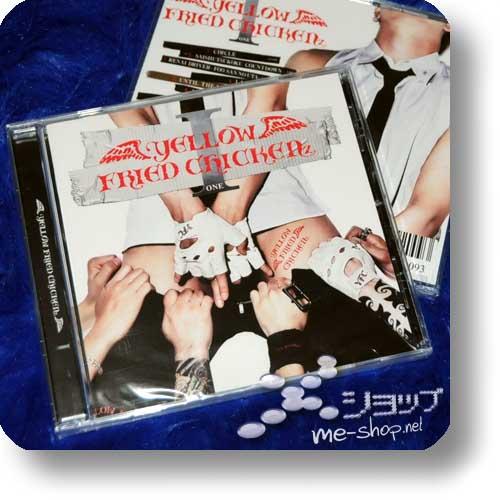 YELLOW FRIED CHICKENz - I (One) deutsche Pressung-0