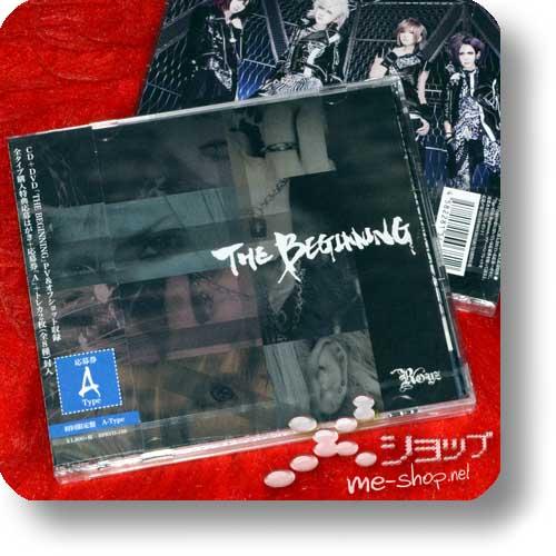 ROYZ - THE BEGINNING (lim.CD+DVD A-Type)-0