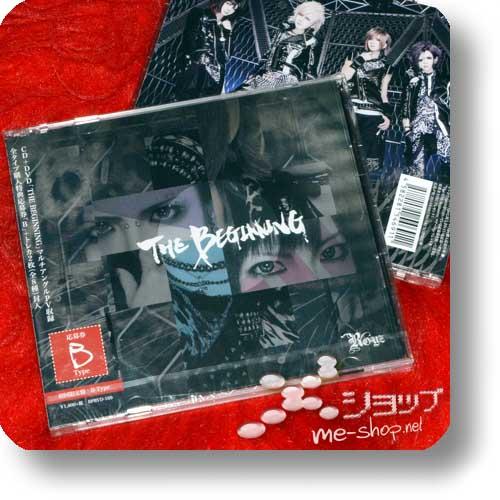 ROYZ - THE BEGINNING (lim.CD+DVD B-Type)-0