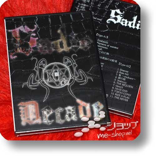SADIE - Decade (Best of / lim.3CD)-0