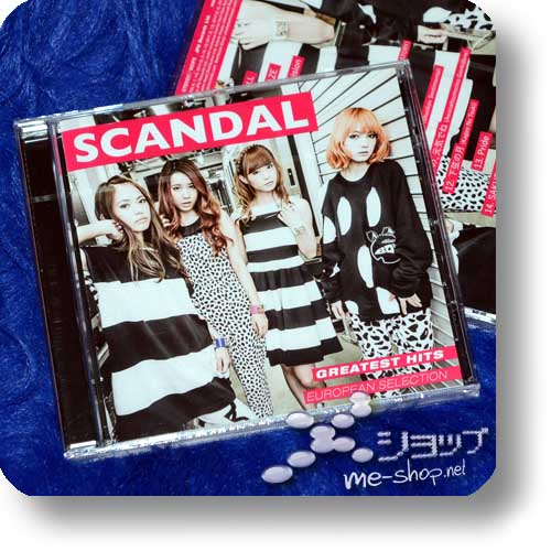 SCANDAL - GREATEST HITS EUROPEAN SELECTION-0