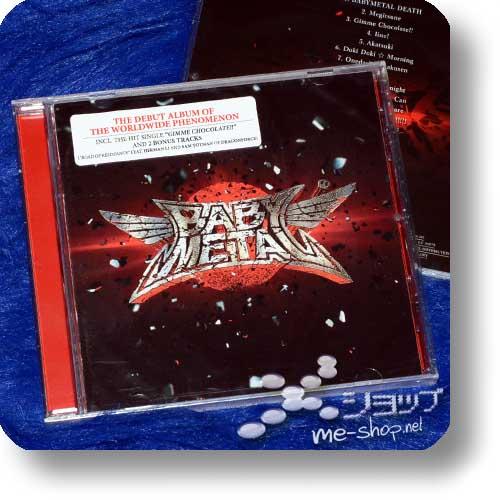 BABYMETAL - Babymetal (Deutsche Pressung inkl. 2 Bonustracks!)-0
