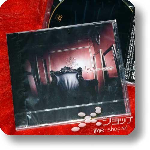 LYCAON - gypsy LIM.CD+DVD-0