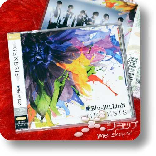 BLU-BILLION - GENESIS lim.CD+DVD B-Type-0