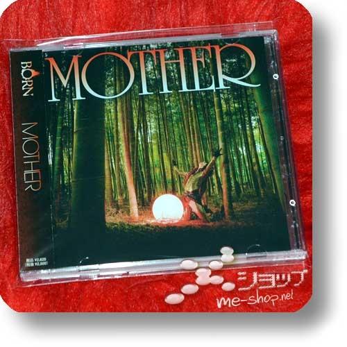 BORN - MOTHER (lim.CD+DVD)-0