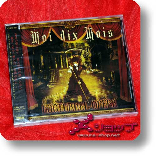 MOI DIX MOIS - Nocturnal Opera (Re!cycle)-0