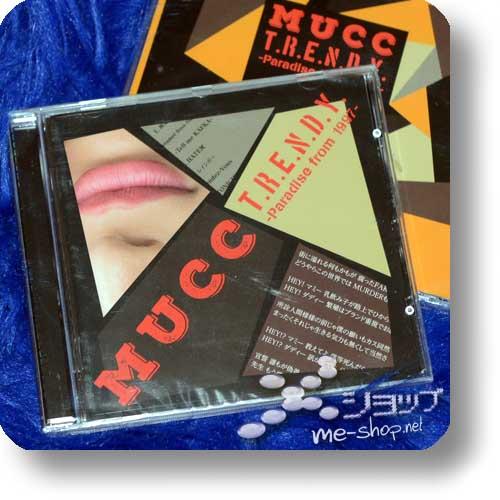 MUCC - T.R.E.N.D.Y. -Paradise from 1997- (Deutsche Pressung)-0