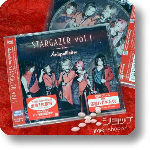ANLI POLLICINO - Stargazer vol.1 (LIM.CD+DVD)-0