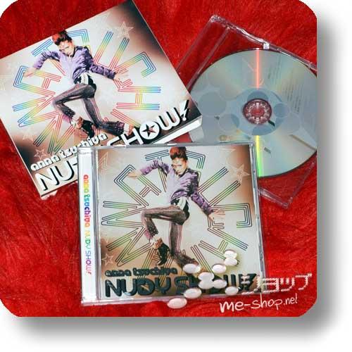 ANNA TSUCHIYA - NUDY SHOW! (TSUTAYA Special Ver. CD+Bonus-DVD) (Re!cycle)-0
