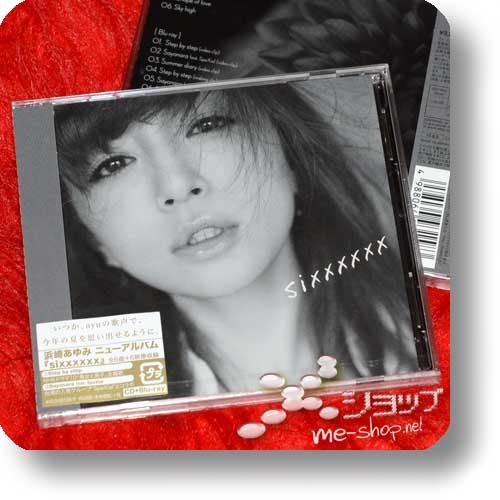 AYUMI HAMASAKI - Sixxxxxx (CD+Blu-ray)-0