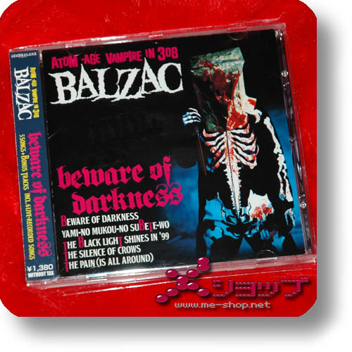 BALZAC - beware of darkness (Re!cycle)-0