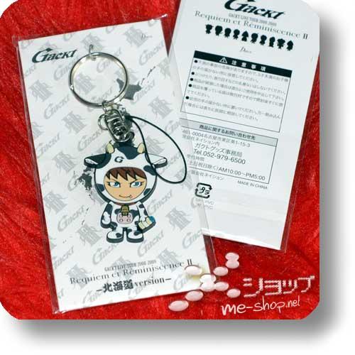 """GACKT - Requiem et Réminescence II Schlüsselanhänger / Mascot Keychain """"Hokkaido""""-0"""