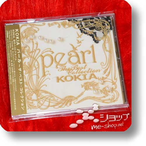 KOKIA - pearl ~The Best Collection~ (Re!cycle)-0