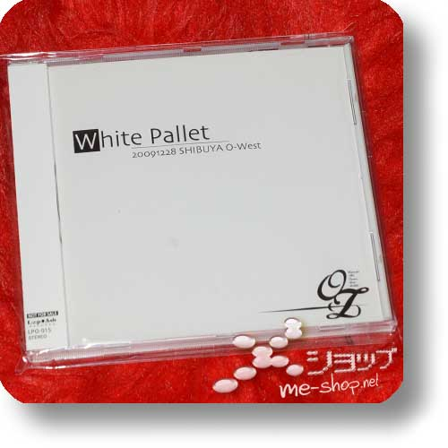 -OZ- - White Pallet (lim. Onetrack-Single / Live only!) (Re!cycle)-0