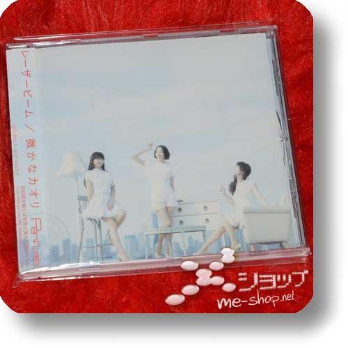 PERFUME - Laser Beam / Kasukana Kaori (Re!cycle)-0