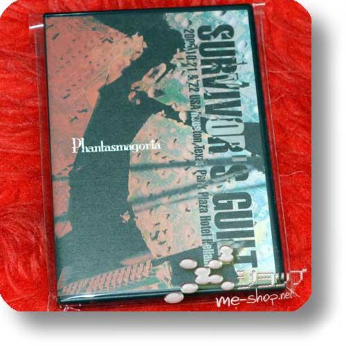 PHANTASMAGORIA - SURVIVOR'S GUILT (Live-DVD) (Re!cycle)-0