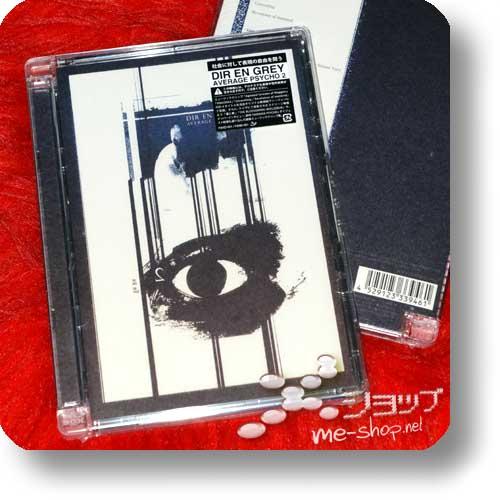 DIR EN GREY - AVERAGE PSYCHO 2 (PV/Live/Interview-Blu-ray)-0