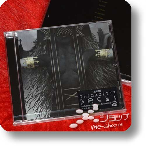 THE GAZETTE - DOGMA-0