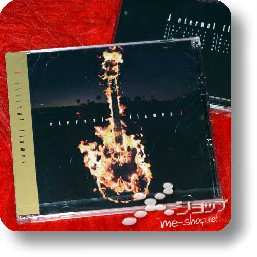 J - eternal flames LIM.CD+DVD (LUNA SEA)-0
