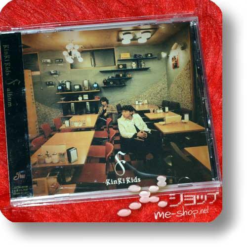 KINKI KIDS - F album (Re!cycle)-0