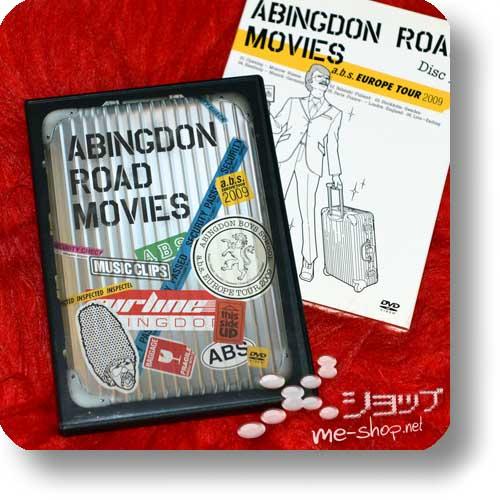 abingdon boys school - ABINGDON ROAD MOVIES (2DVD / lim.1.Press!) (Re!cycle)-0