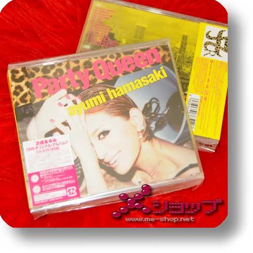 AYUMI HAMASAKI - Party Queen CD+DVD (Re!cycle)-13062