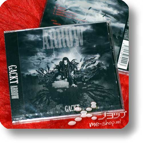 GACKT - ARROW (LIM.CD+DVD)-0