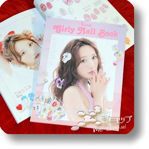 LARME Girly Nail Book (Fashion & Lifestyle-Magazin)-0