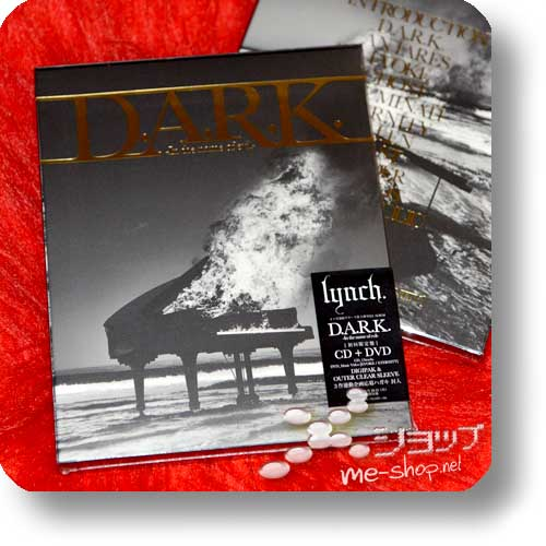 lynch. - D.A.R.K. -In the name of evil- LIM.CD+DVD-0