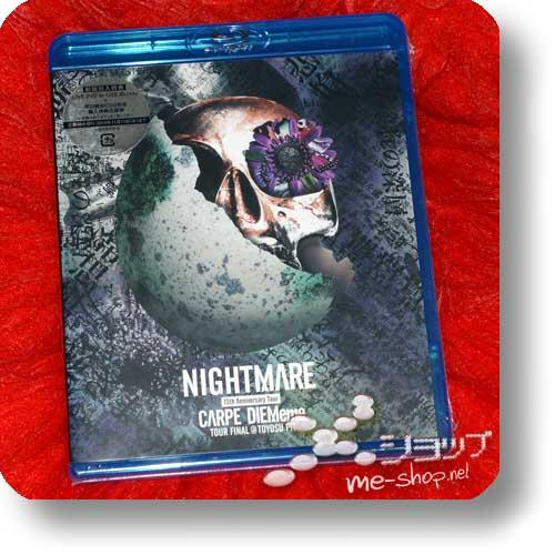 NIGHTMARE - 15th Anniversary Tour CARPE DIEMeme TOUR FINAL @ TOYOSU PIT (Blu-ray)-0