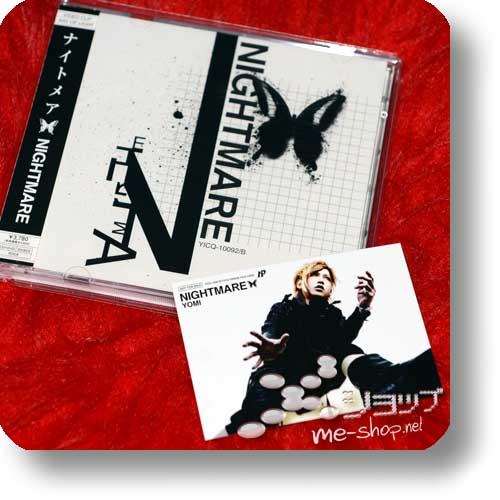 NIGHTMARE - NIGHTMARE LIM.CD+DVD B-Type 1.Press (Re!cycle)-0