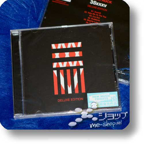 ONE OK ROCK - 35xxxv DELUXE EDITION (EU-Pressung)-0