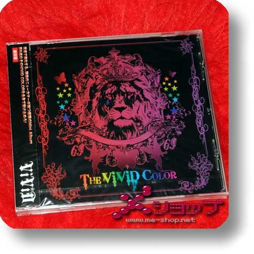 ViViD - The ViViD Color (inkl. 2 Bonustracks!) (Re!cycle)-13059
