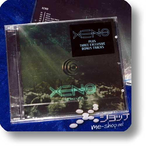 CROSSFAITH - XENO (15-Track-EU-Pressung inkl. 3 Bonustracks!)-0