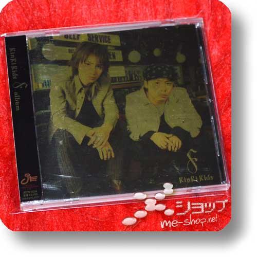 KINKI KIDS - F album LIM.SPECIAL EDITION (Re!cycle)-0