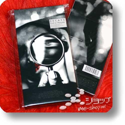 DECAYS - Red or Maryam (USB-Stick / Die/Dir en grey) -0