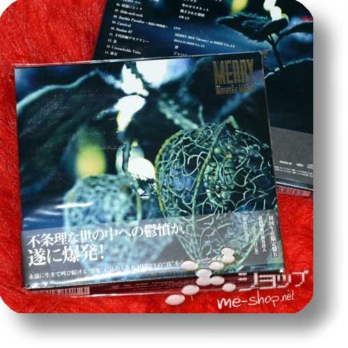 MERRY - NOnsenSe MARkeT LIM.CD+DVD A-Type-0