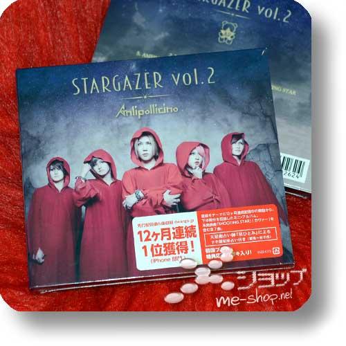 ANLI POLLICINO - Stargazer vol.2 (LIM.CD+Photobook)-0