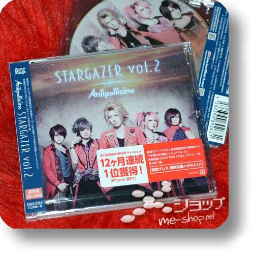 ANLI POLLICINO - Stargazer vol.2 (LIM.CD+DVD)-0